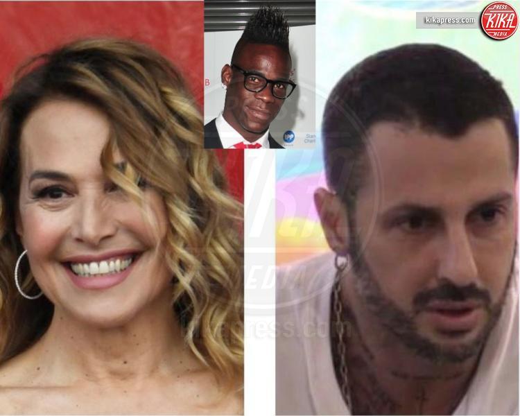 Barbara D'Urso, Mario Balotelli, Fabrizio Corona - Milano - 14-03-2019 - Tra le scuse di Corona alla D'Urso, interviene Balotelli