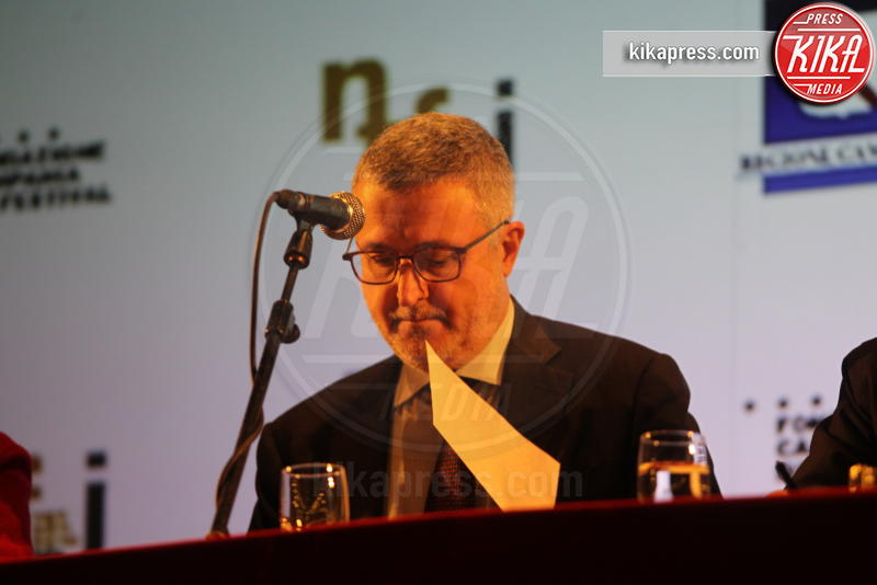 Alessandro Barbano - Napoli - 14-03-2019 - Napoli Teatro Festival Italia: il via alla decima edizione