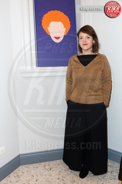 Livia Massaccesi - 14-03-2019 - Anna Falchi va in boutique... del real estate però