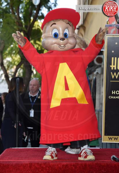Alvin - Hollywood - 14-03-2019 - Alvin Superstar diventa una stella di Hollywood, letteralmente!