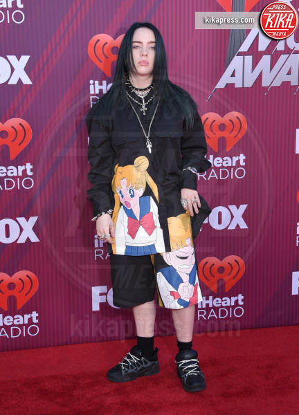 Billie Eilish - Los Angeles - 14-03-2019 - A volte ritornano: Taylor Swift agli iHeartRadio Music Awards