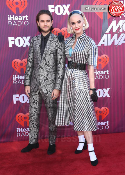 Katy Perry - Los Angeles - 14-03-2019 - A volte ritornano: Taylor Swift agli iHeartRadio Music Awards