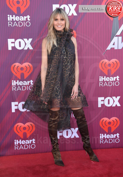 Heidi Klum - Los Angeles - 14-03-2019 - A volte ritornano: Taylor Swift agli iHeartRadio Music Awards