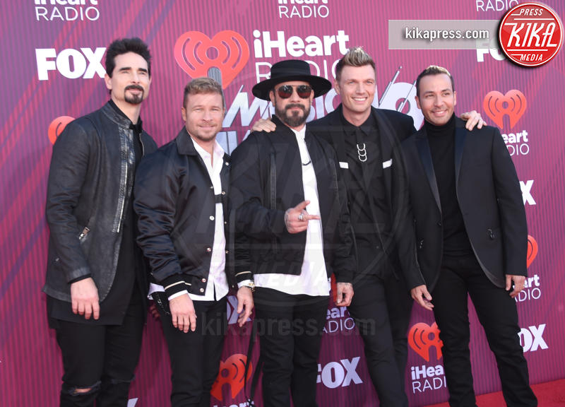Backstreet Boys - Los Angeles - 14-03-2019 - A volte ritornano: Taylor Swift agli iHeartRadio Music Awards