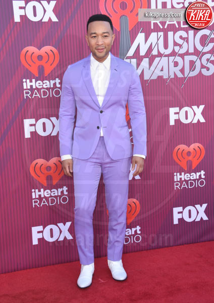 John Legend - Los Angeles - 14-03-2019 - A volte ritornano: Taylor Swift agli iHeartRadio Music Awards