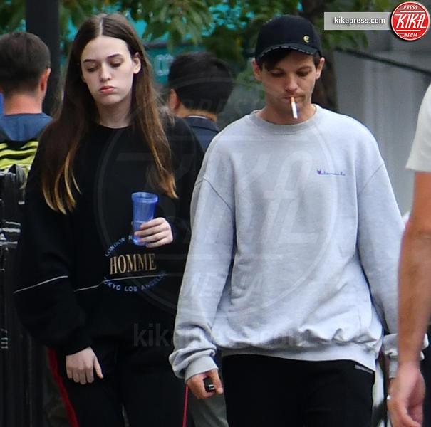 Felicite Tomlinson, Louis Tomlinson - Londra - 08-09-2018 - Louis Tomlinson: muore d'infarto la sorella adolescente