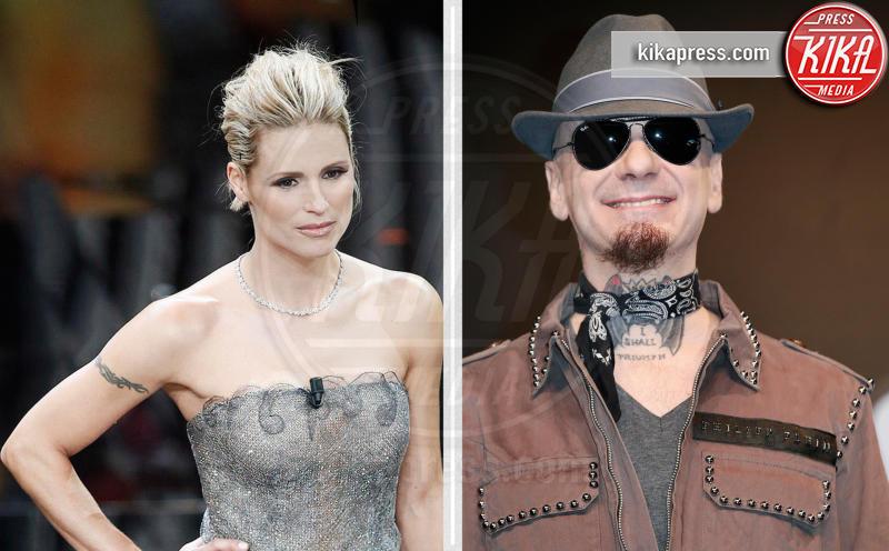J-Ax, Michelle Hunziker - Milano - Michelle Hunziker e J-Ax: la coppia che non ti aspetti... in tv!