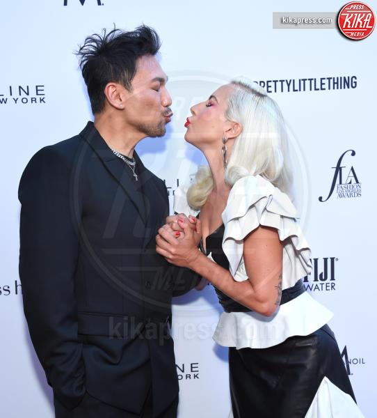 Frederic Aspiras, Lady Gaga - Los Angeles - 18-03-2019 - Daily Front Row Fashion LA Awards, che meraviglia la Canalis