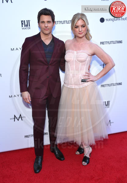 Ilaria Urbinati, James Marsden - Los Angeles - 18-03-2019 - Daily Front Row Fashion LA Awards, che meraviglia la Canalis