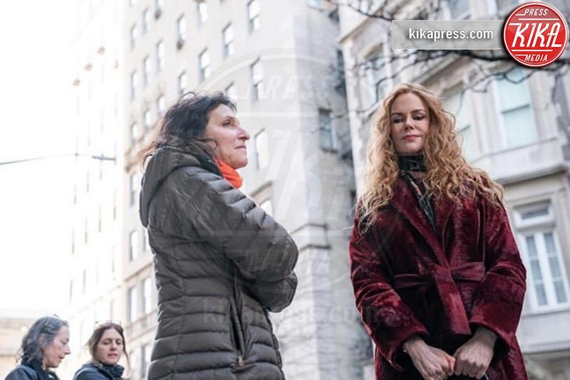 Susanne BIer, Nicole Kidman - 18-03-2019 - Matilda De Angelis sul set con Hugh Grant, ecco le prime foto