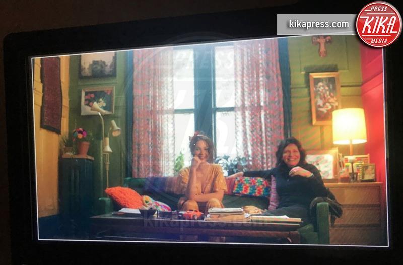 Matilda De Angelis - 18-03-2019 - Matilda De Angelis sul set con Hugh Grant, ecco le prime foto