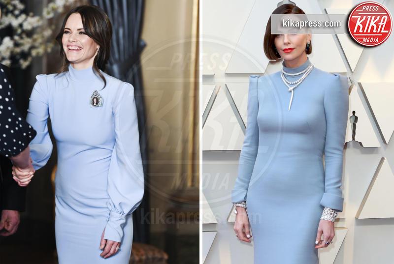 Principessa Sofia di Svezia, Charlize Theron - 18-03-2019 - Charlize Theron e Sofia di Svezia, chi lo indossa meglio?