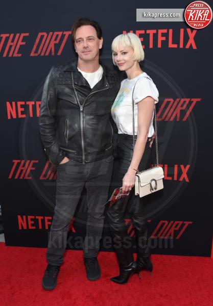 Libby Mintz, Donovan Leitch - Hollywood - 18-03-2019 - Paris Jackson sul red carpet dopo i rumors sul tentato suicidio
