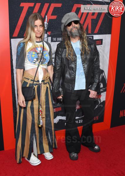 Sheri Moon Zombie, Rob Zombie - Hollywood - 18-03-2019 - Paris Jackson sul red carpet dopo i rumors sul tentato suicidio