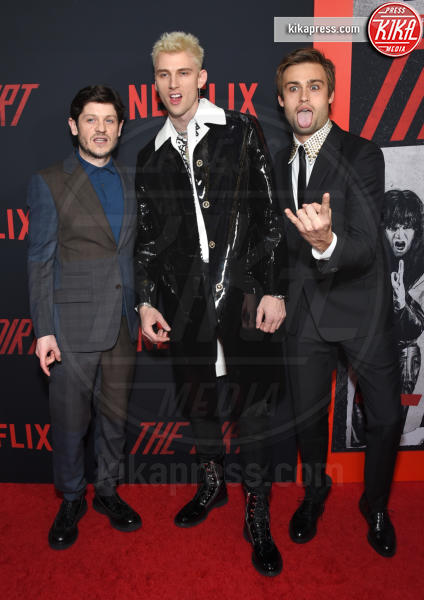 Machine Gun Kelly, Douglas Booth, Iwan Rheon - Hollywood - 18-03-2019 - Paris Jackson sul red carpet dopo i rumors sul tentato suicidio