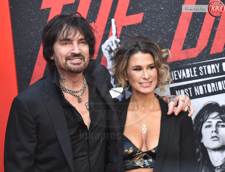 Brittany Furlan, Tommy Lee - Hollywood - 18-03-2019 - Paris Jackson sul red carpet dopo i rumors sul tentato suicidio
