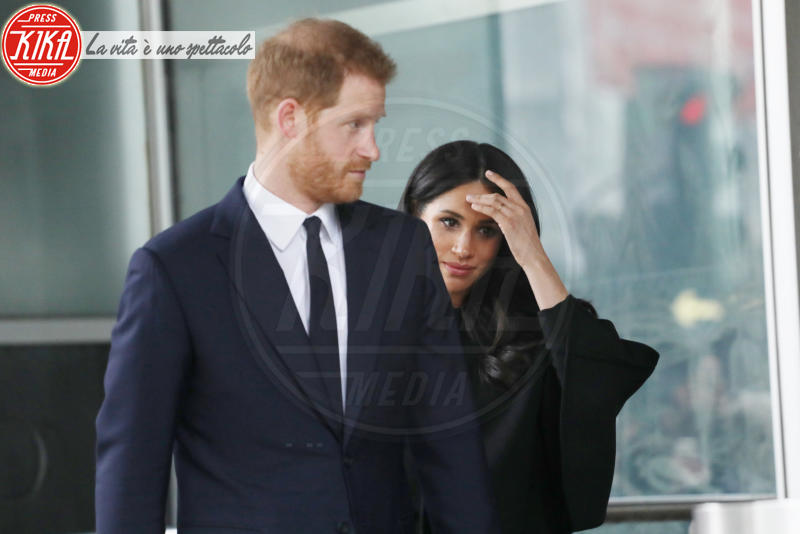 Meghan Markle, Principe Harry - Londra - 19-03-2019 - Harry: