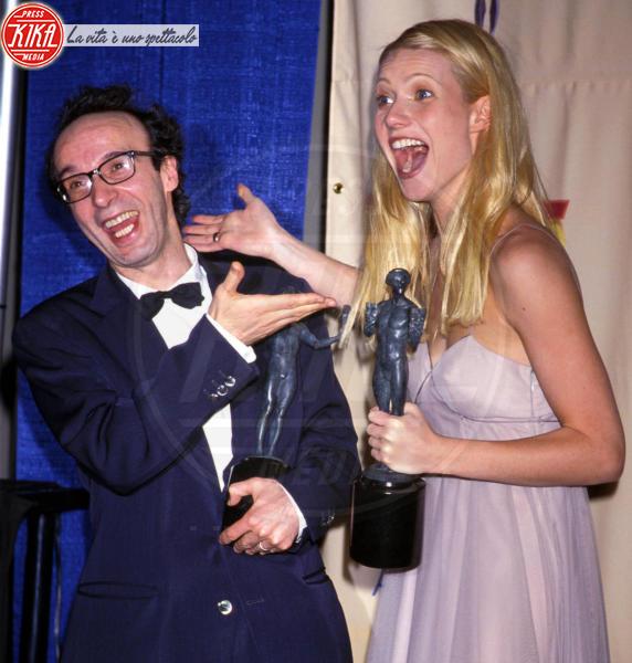 Roberto Benigni, Gwyneth Paltrow - 07-03-1999 - La vita è bella, 20 anni dall'Oscar: le curiosità sul film