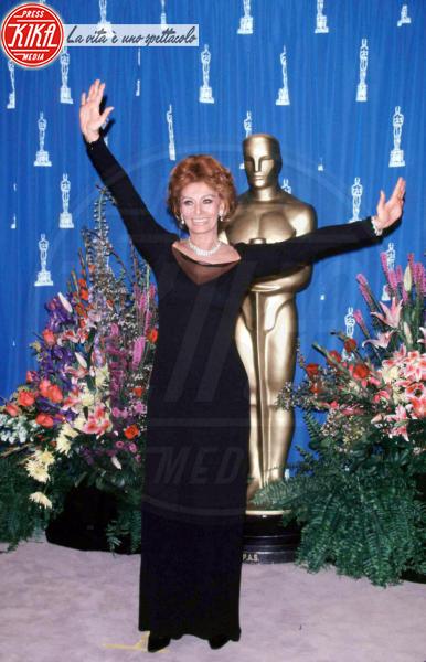 Sophia Loren - Hollywood - 21-03-1999 - La vita è bella, 20 anni dall'Oscar: le curiosità sul film
