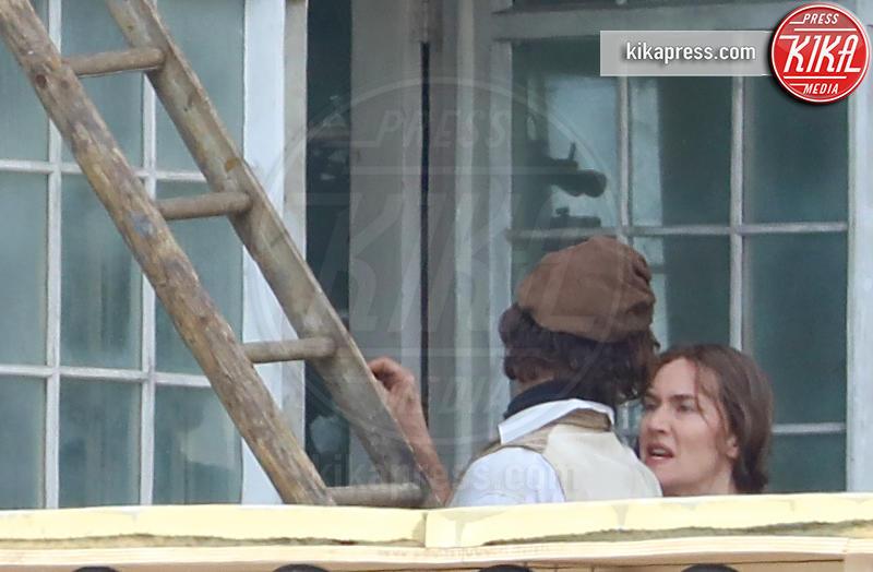 Kate Winslet - Lyme Regis - 26-03-2019 - Ammonite: Saoirse Ronan sul set con Kate Winslet