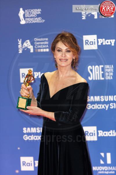 Elena Sofia Ricci - Roma - 28-03-2019 - David di Donatello 2019, Dogman forza nove