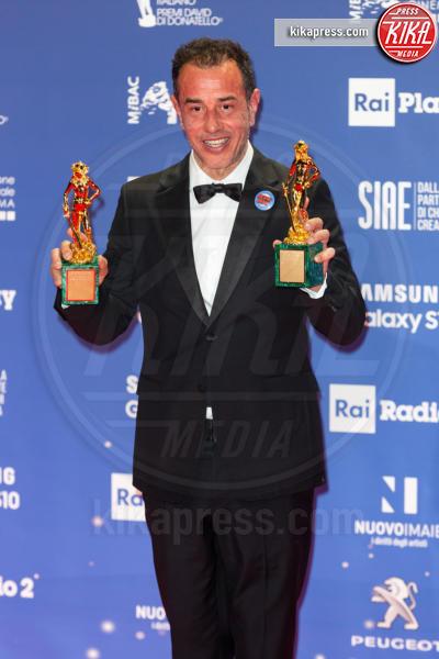 Matteo Garrone - Roma - 28-03-2019 - David di Donatello 2019, Dogman forza nove
