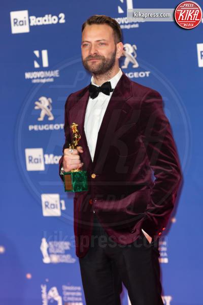 Alessandro Borghi - Roma - 28-03-2019 - David di Donatello 2019, Dogman forza nove