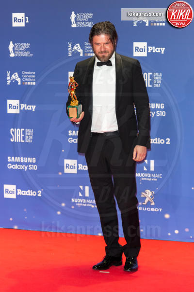 Edoardo Pesce - Roma - 28-03-2019 - David di Donatello 2019, Dogman forza nove