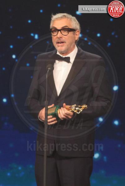 Alfonso Cuaron - Roma - 27-03-2019 - David di Donatello 2019, le emozioni della cerimonia
