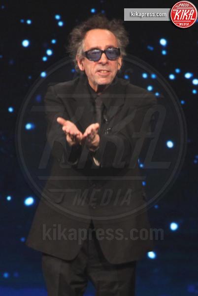Tim Burton - Roma - 27-03-2019 - David di Donatello 2019, le emozioni della cerimonia