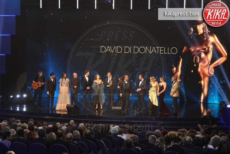 Gabriele Muccino - Roma - 27-03-2019 - David di Donatello 2019, le emozioni della cerimonia
