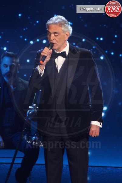 Andrea Bocelli - Roma - 27-03-2019 - David di Donatello 2019, le emozioni della cerimonia