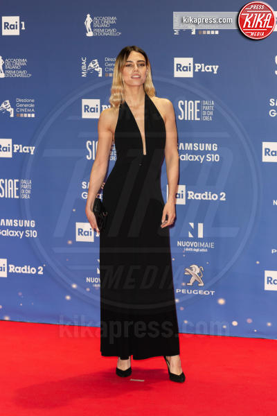 Melissa Greta Marchetto - Roma - 27-03-2019 - David di Donatello 2019: gli stilisti sul red carpet