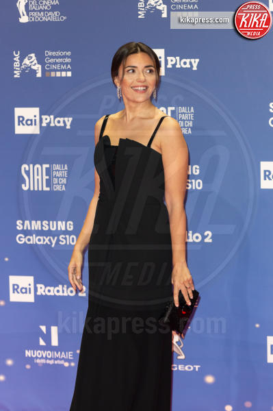 Serena Rossi - Roma - 27-03-2019 - David di Donatello 2019: gli stilisti sul red carpet