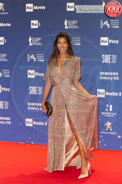 Ariadna Romero - Roma - 27-03-2019 - David di Donatello 2019: gli stilisti sul red carpet