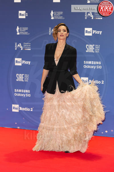Andrea Delogu - Roma - 27-03-2019 - David di Donatello 2019: gli stilisti sul red carpet