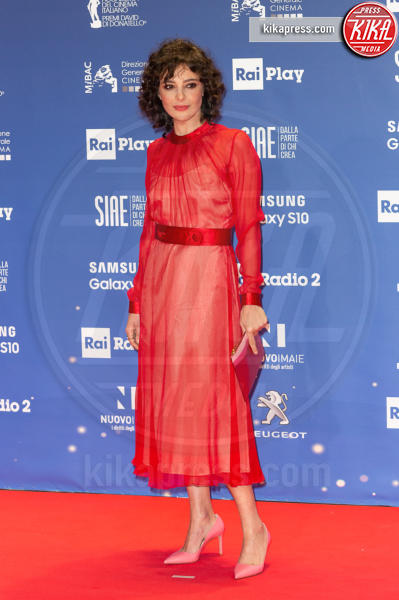 Jasmine Trinca - Roma - 27-03-2019 - David 2019: il volo della gonna di Taylor Mega sul red carpet