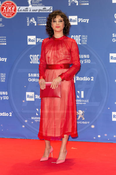 Jasmine Trinca - Roma - 27-03-2019 - David di Donatello 2019: gli stilisti sul red carpet