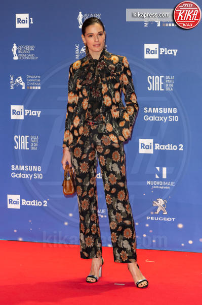 Chiara Baschetti - Roma - 27-03-2019 - David di Donatello 2019: gli stilisti sul red carpet