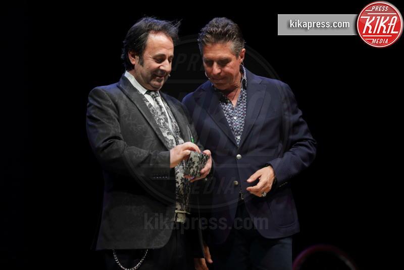Raul Cremona, Mago Forest - Torino - 28-03-2019 - Gran Galà della Magia di Torino: le immagini dello spettacolo