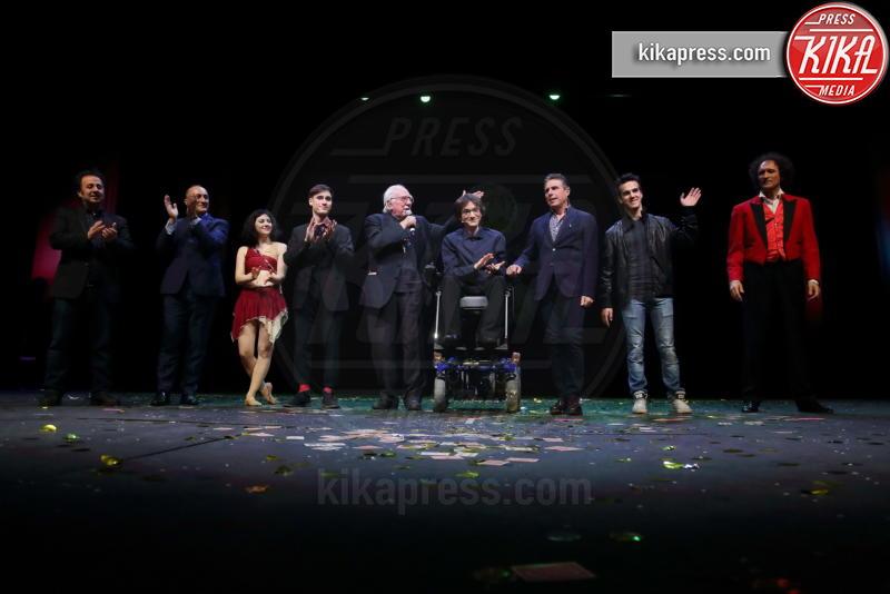 Christopher Castellini, Raul Cremona, Mago Forest - Torino - 28-03-2019 - Gran Galà della Magia di Torino: le immagini dello spettacolo