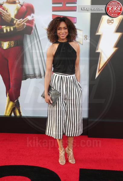 Gina Torres - Hollywood - 29-03-2019 - Shazam!: le immagini della premiére di Los Angeles