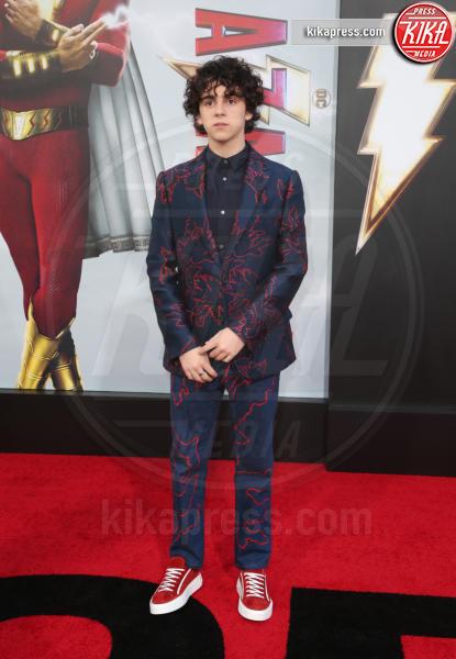Jack Dylan Graze - Hollywood - 29-03-2019 - Shazam!: le immagini della premiére di Los Angeles