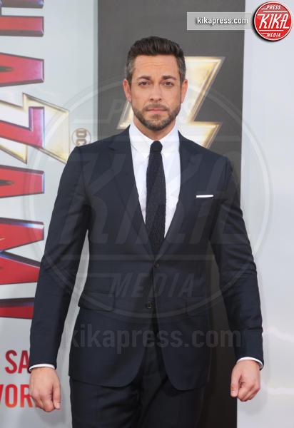 Zachary Levi - Hollywood - 29-03-2019 - Shazam!: le immagini della premiére di Los Angeles