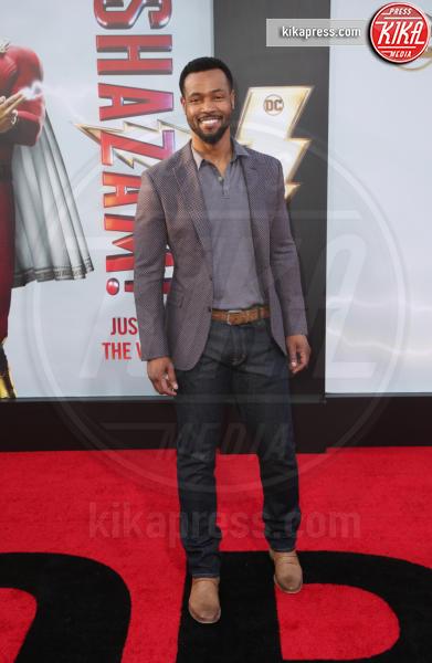 Isaiah Mustafa - Hollywood - 29-03-2019 - Shazam!: le immagini della premiére di Los Angeles