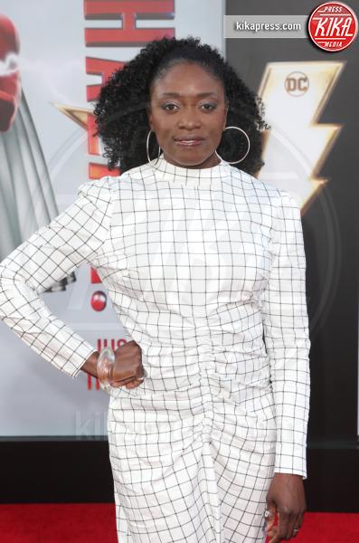 Andi Osho - Hollywood - 29-03-2019 - Shazam!: le immagini della premiére di Los Angeles