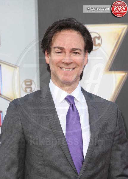 Peter Safran - Hollywood - 29-03-2019 - Shazam!: le immagini della premiére di Los Angeles