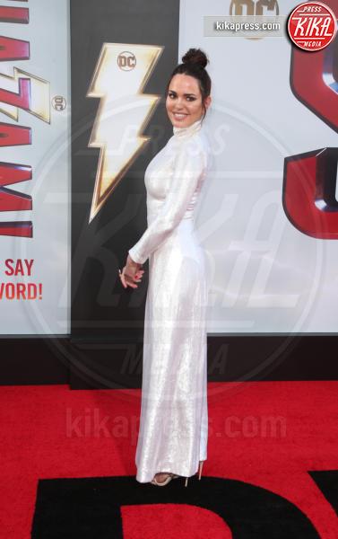 Marta Milans - Hollywood - 29-03-2019 - Shazam!: le immagini della premiére di Los Angeles