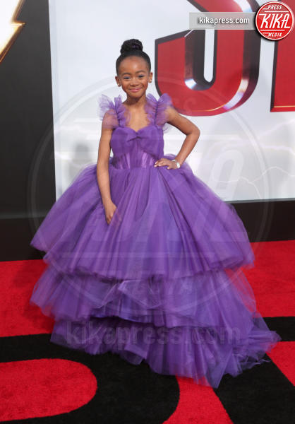Faithe Herman - Hollywood - 29-03-2019 - Shazam!: le immagini della premiére di Los Angeles