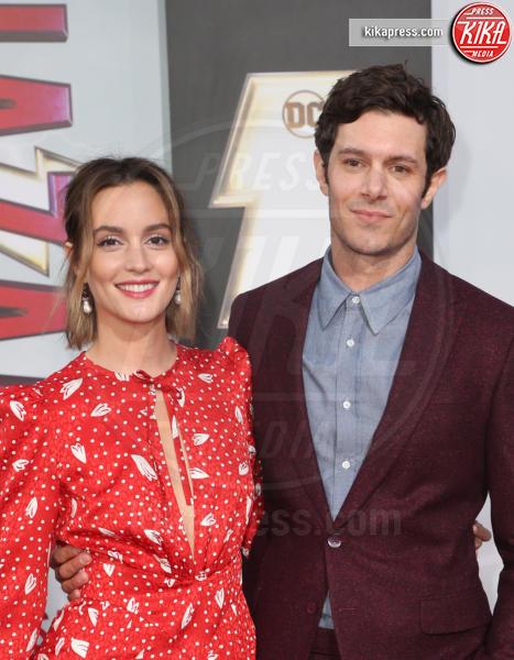 Leighton Meester, Adam Brody - Hollywood - 29-03-2019 - Shazam!: le immagini della premiére di Los Angeles